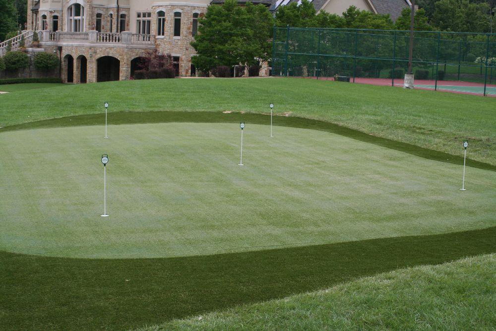 product mat artificial practice grass mats rubber range driving detail golf
