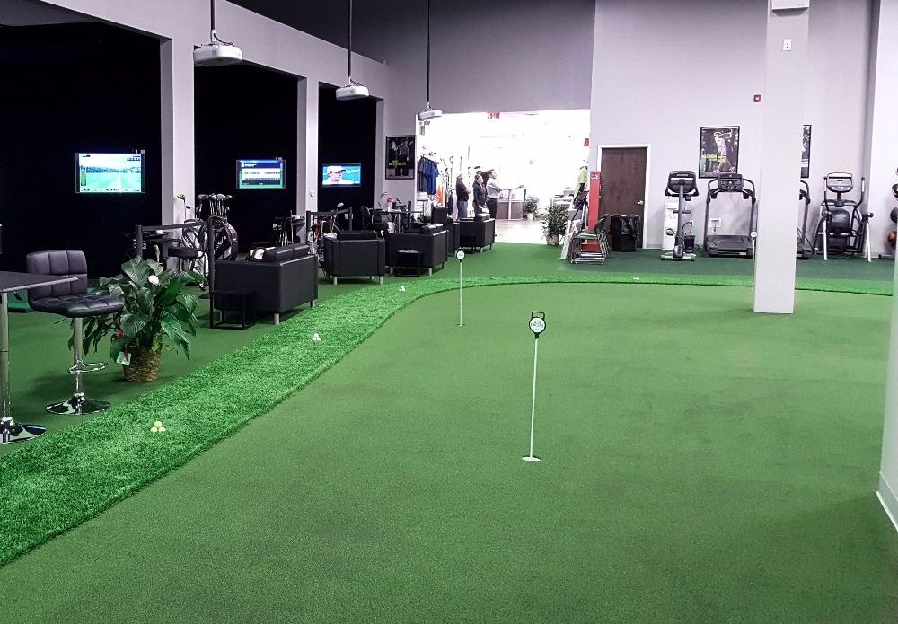 Tour Greens Indoor Putting Greens