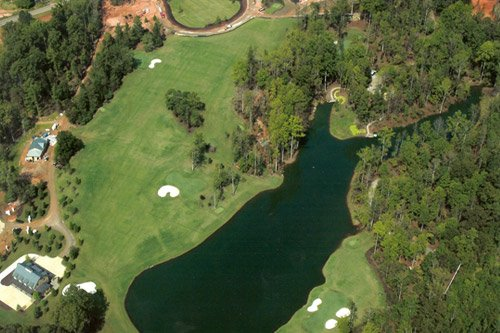 Backyard Golf Course - Tour Greens Backyard Golf Courses