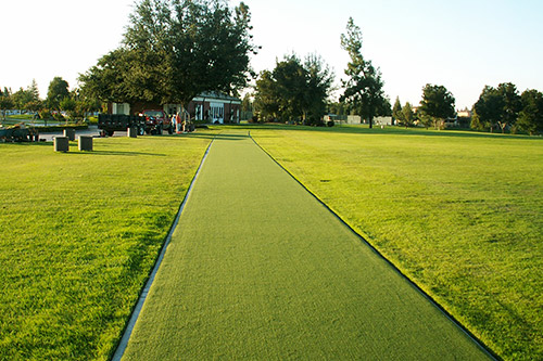 Continuous Tee Line