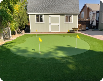 The Monterey Modular Putting Green
