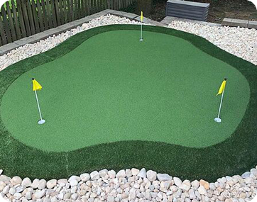 The Kiawah Modular Putting Green