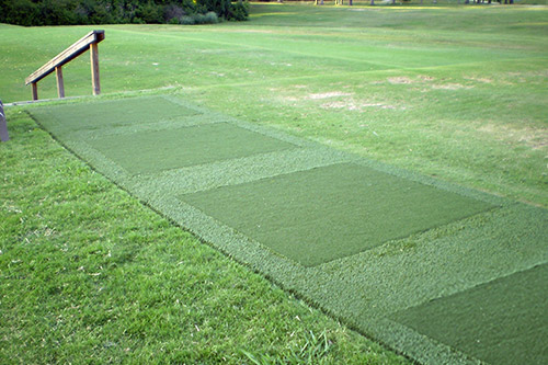 Ultimate Tee Mats with Fringe