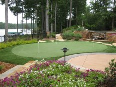 Tour Greens - Backyard Putting Green - 10