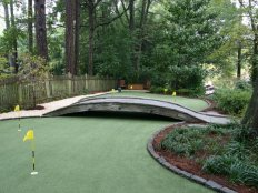 Tour Greens - Backyard Putting Green - 9