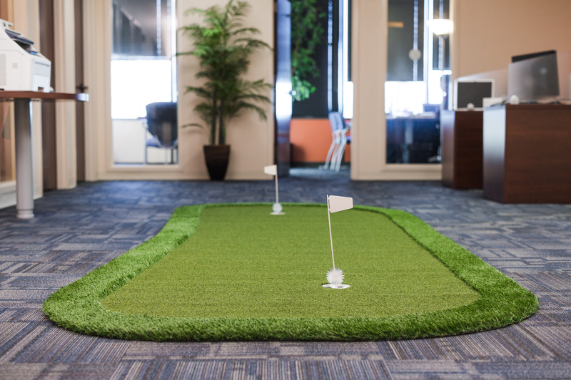 Tour Greens Portable Putting Greens