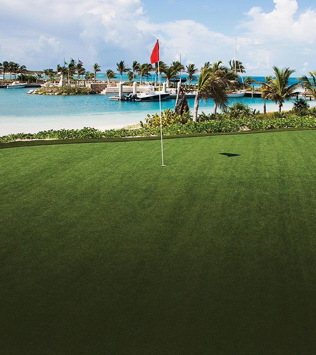 Tour Quality Synthetic Golf Greens - Tour Greens Synthetic Golf Greens & Backyard Putting Greens