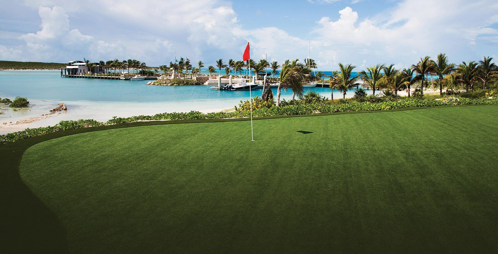 Tour Quality Synthetic Golf Greens