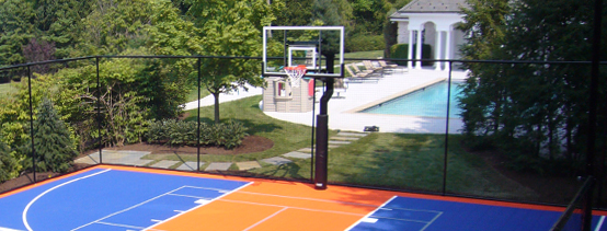 Ball Hog Basketball Goals